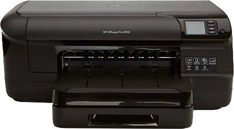 HP Officejet Pro 8100 프린터